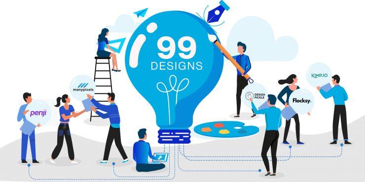 99designs Alternatives