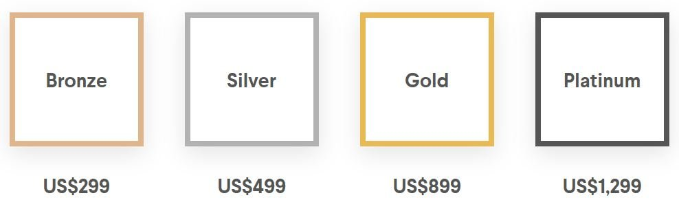 99designs logo pricing packages