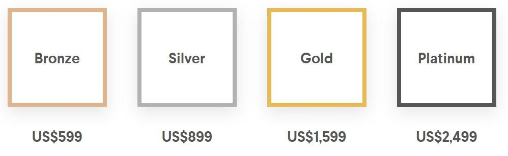 99designs web design pricing packages
