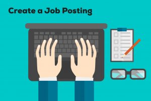 Create a job posting