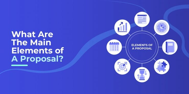 What are the Main Elements of a Proposal?