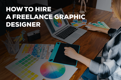 Hire a Freelance Graphic Designer