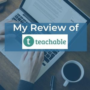 Voucher Code Printable 25 Teachable  April 2020