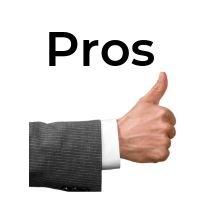 Toptal review - Pros