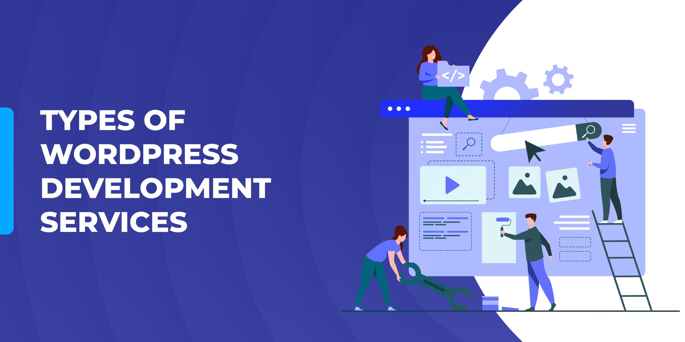 Types of WordPress Development Services