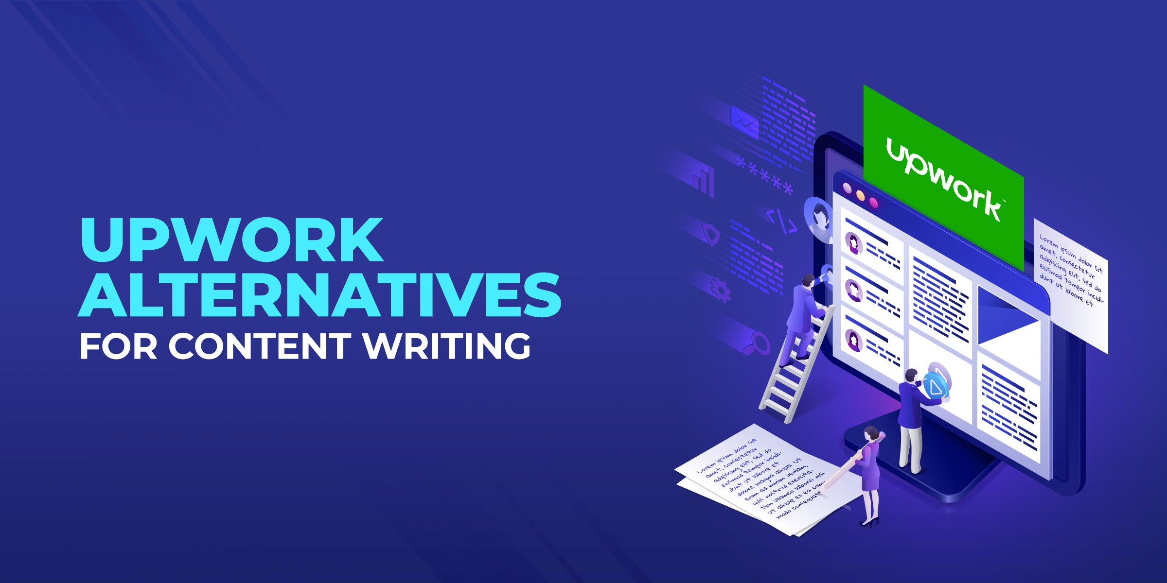 Upwork Alternatives for Content Writing