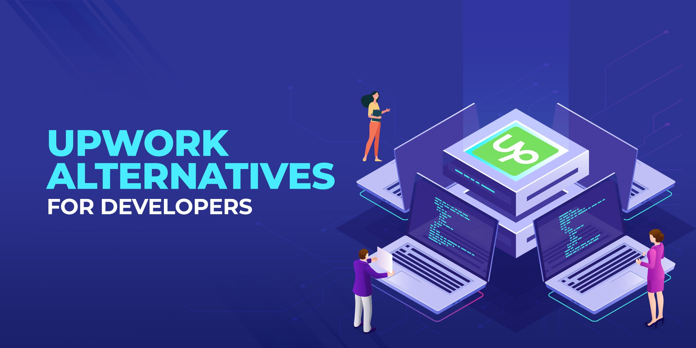 Upwork Alternatives for Developers