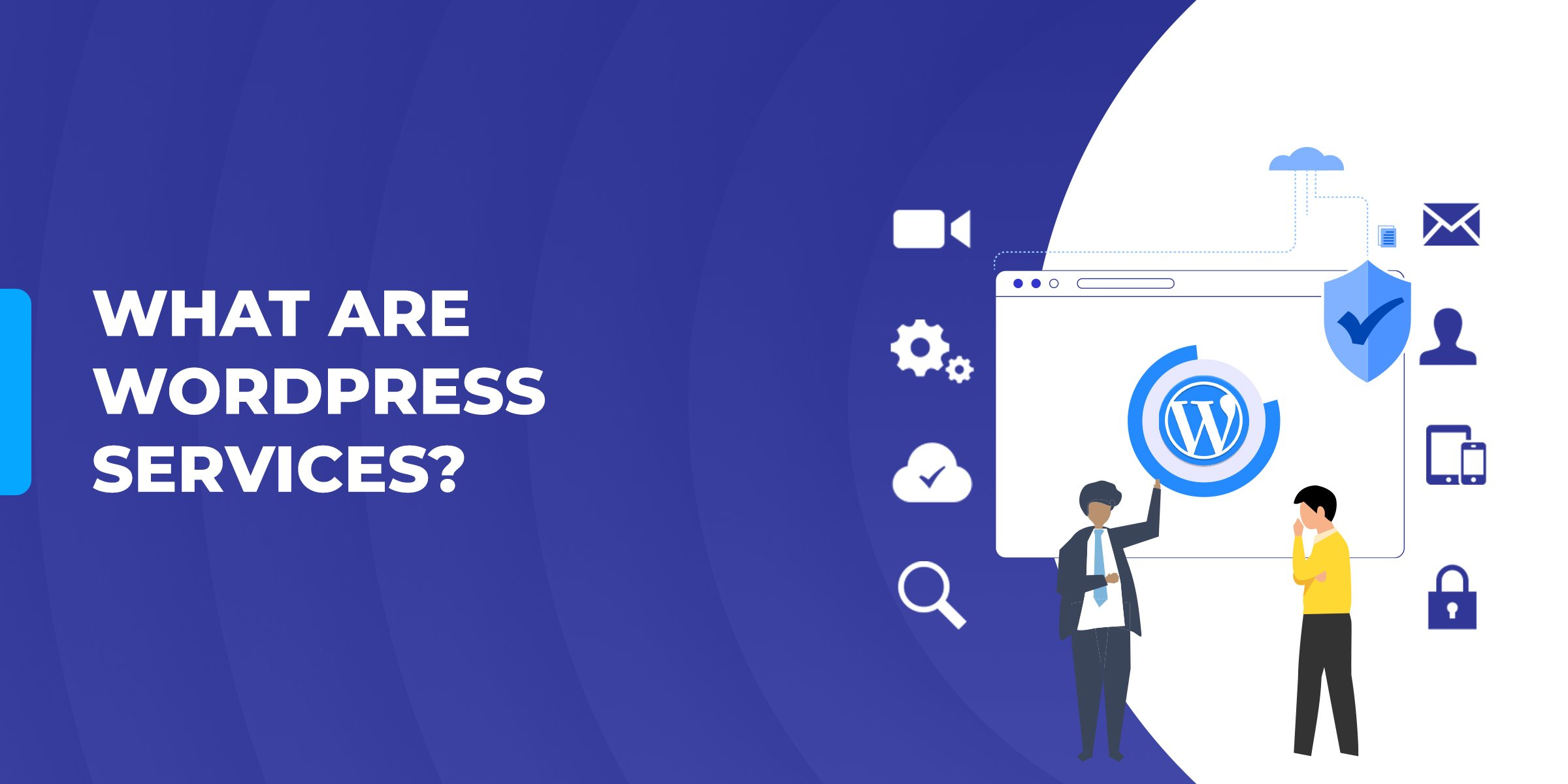 What are WordPress services