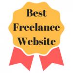 Winner of Best Freelance Website