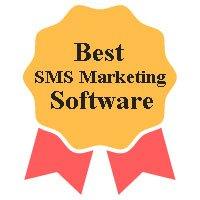 Winner of Best SMS Marketing Software