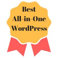 Winner of Best Unlimited WordPress All-in-one provider
