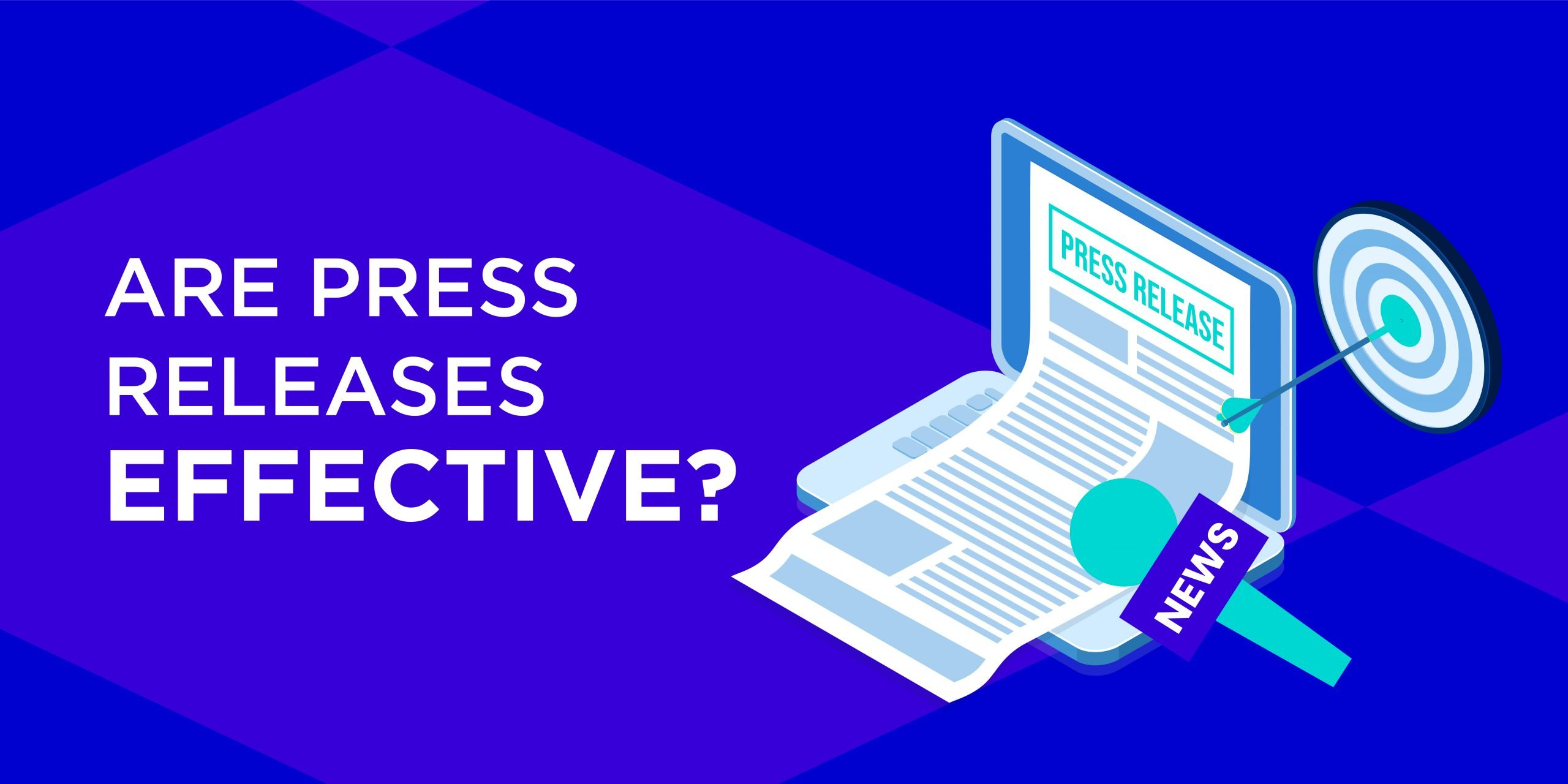 Are Press Releases Effective?