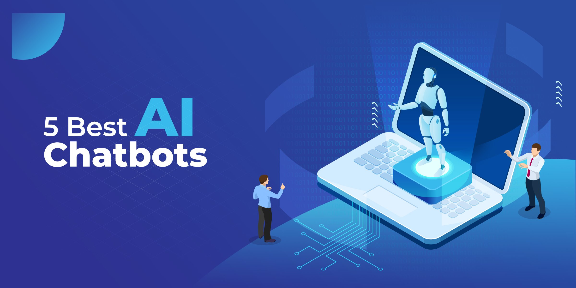 5 Best AI Chatbots