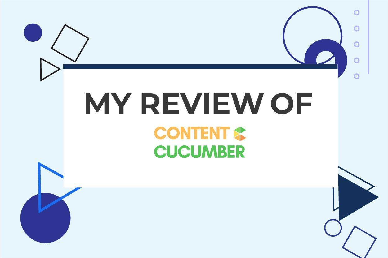 Content Cucumber Review