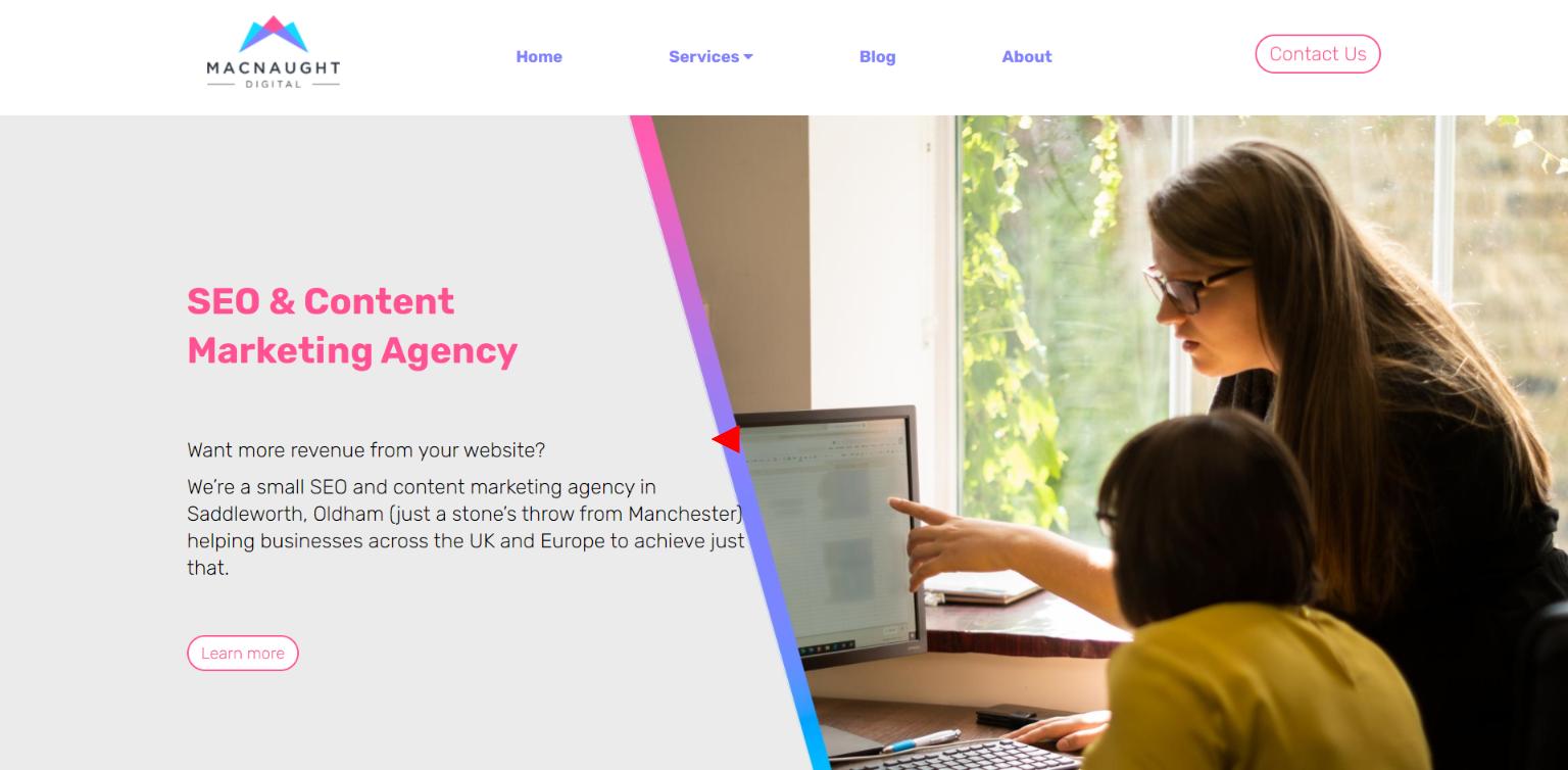 Digital PR Agencies - MacNaught Digital