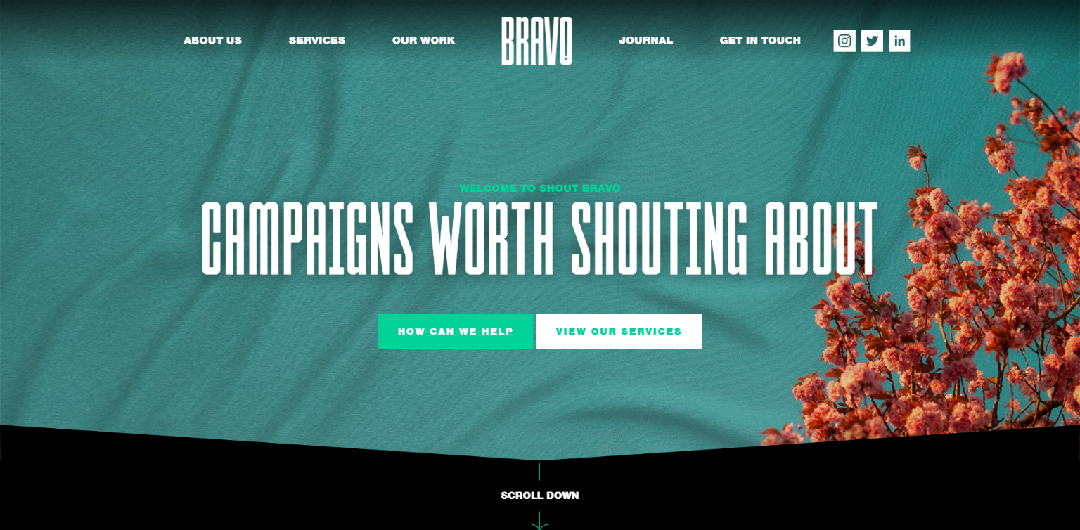 Digital PR Agencies - Shout Bravo