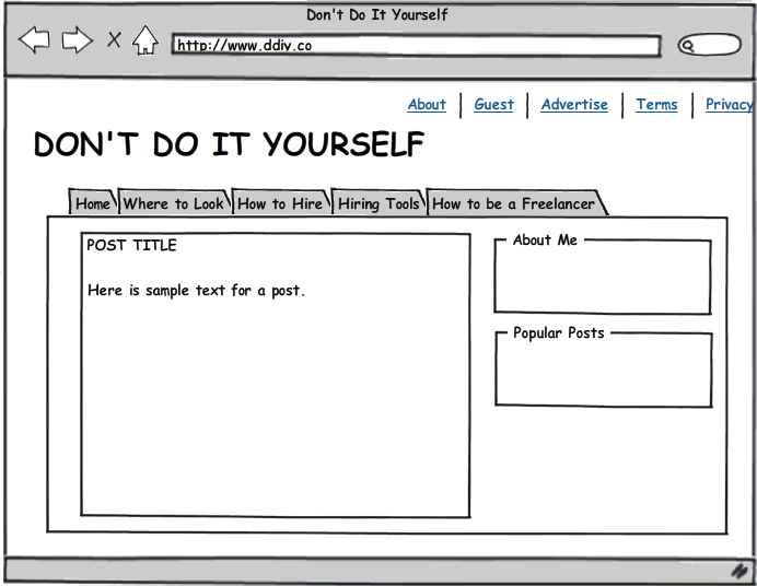 free wireframe tool