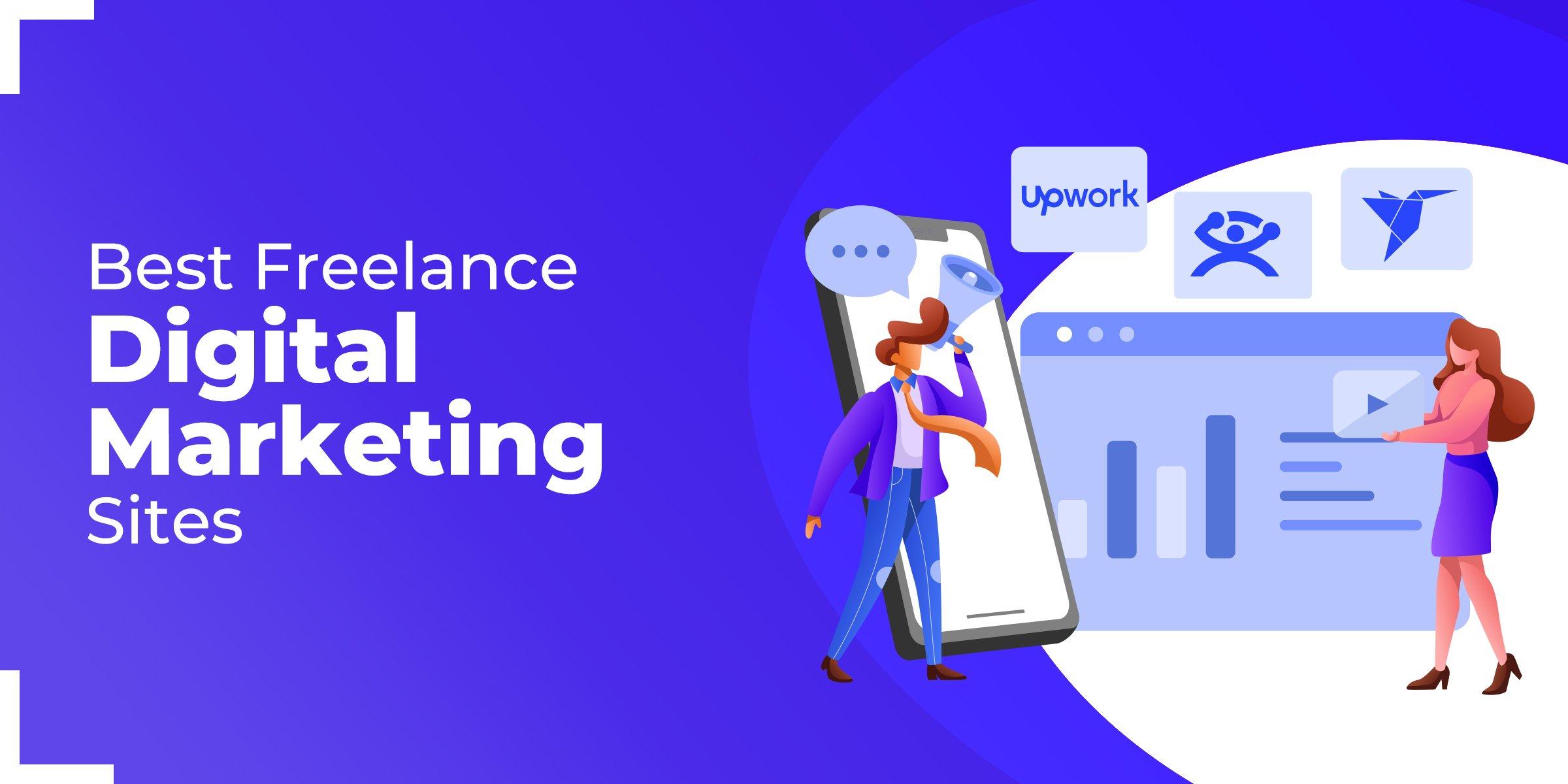 Best Freelance Digital Marketing Websites
