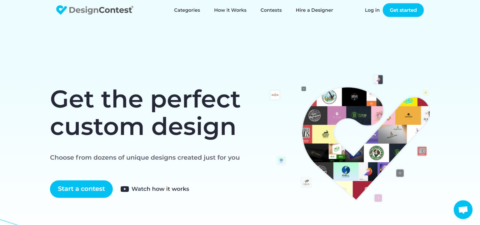 Freelance Websites for Graphic Design - DesignContest