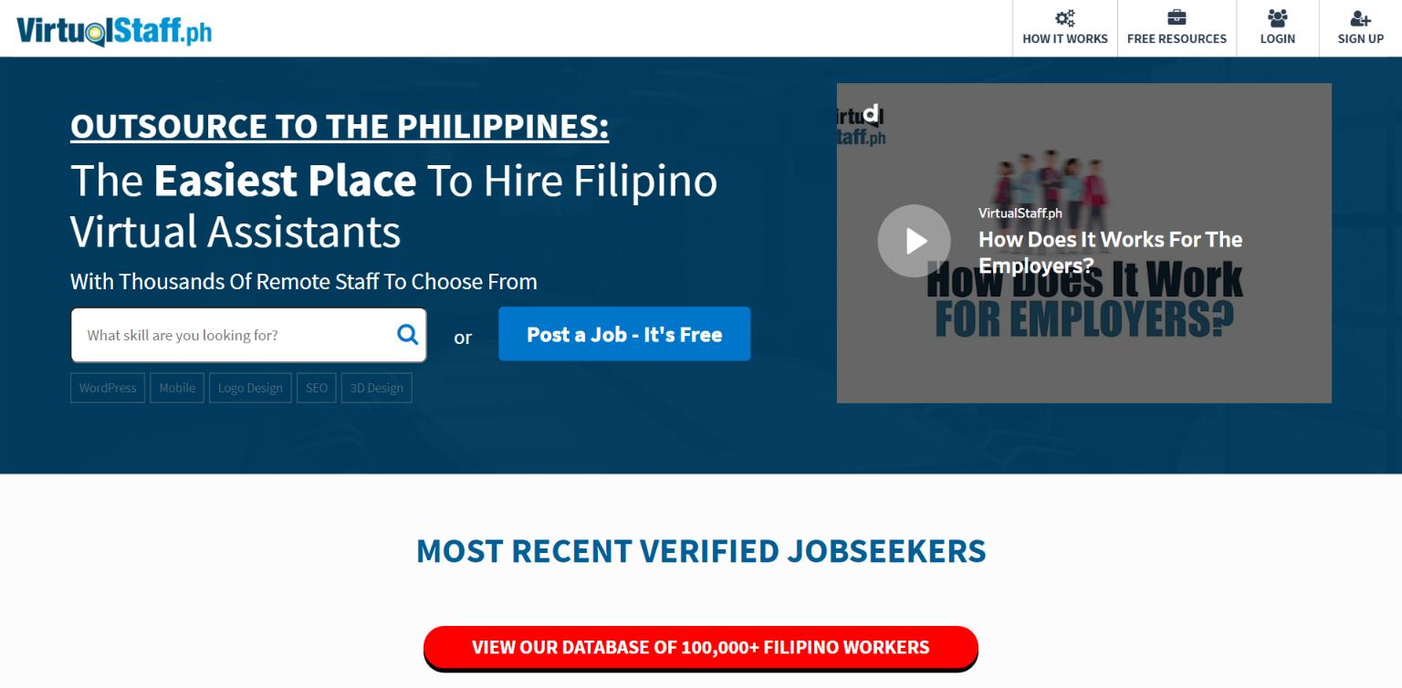 Best Freelance Websites for Virtual Assistants - VirtualStaff.ph