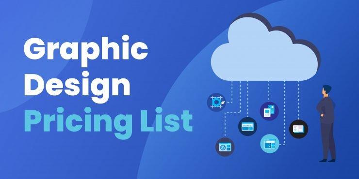Graphic Design Pricing List