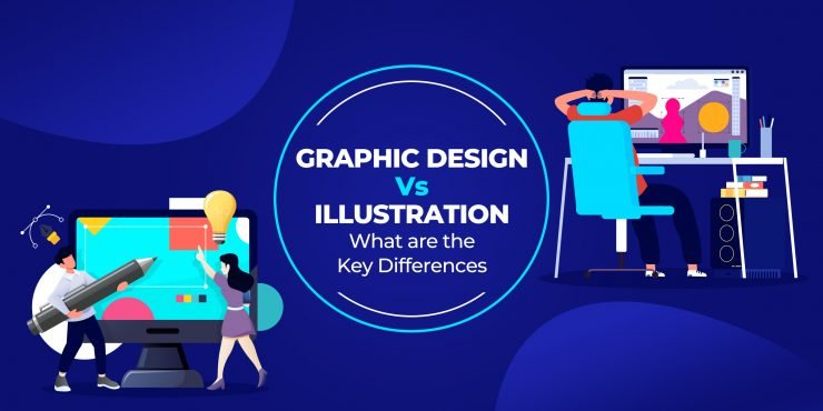 Graphic Design vs Illustration - What Are The Key Differences?