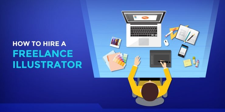 How to Hire a Freelance Illustrator