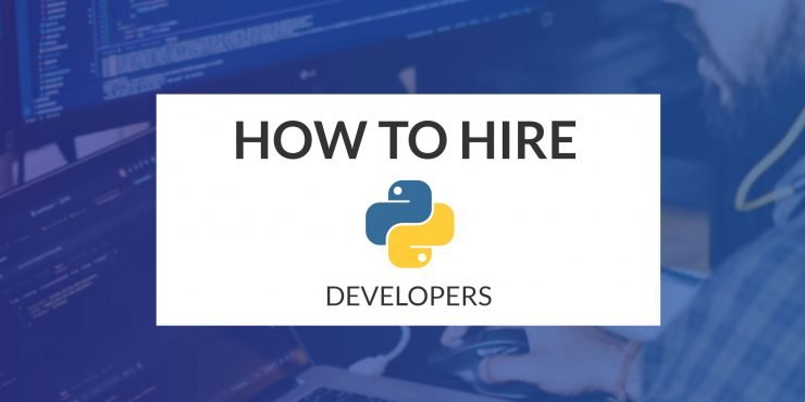 How to Hire Python Developers