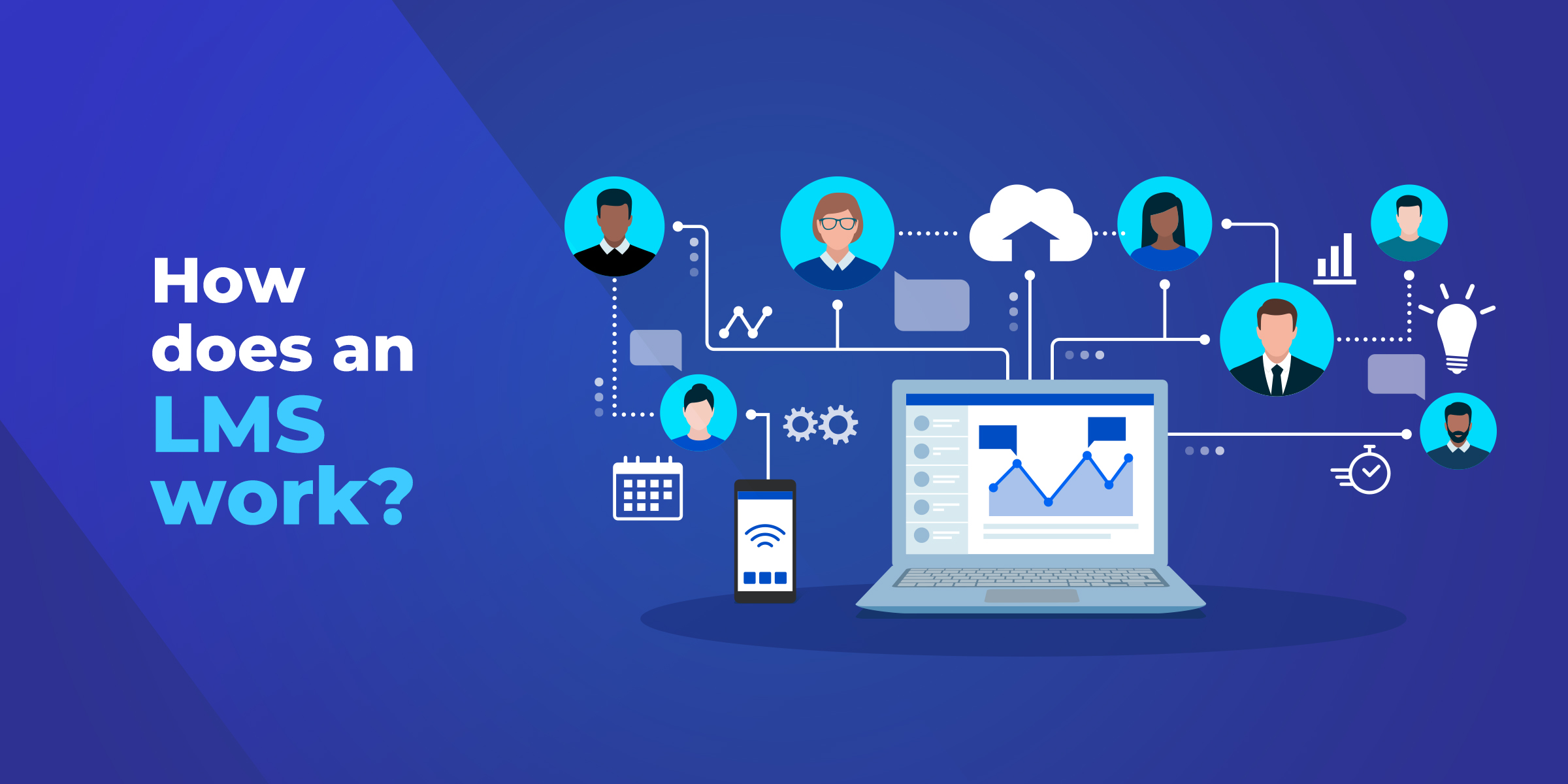 How Does an LMS Work?