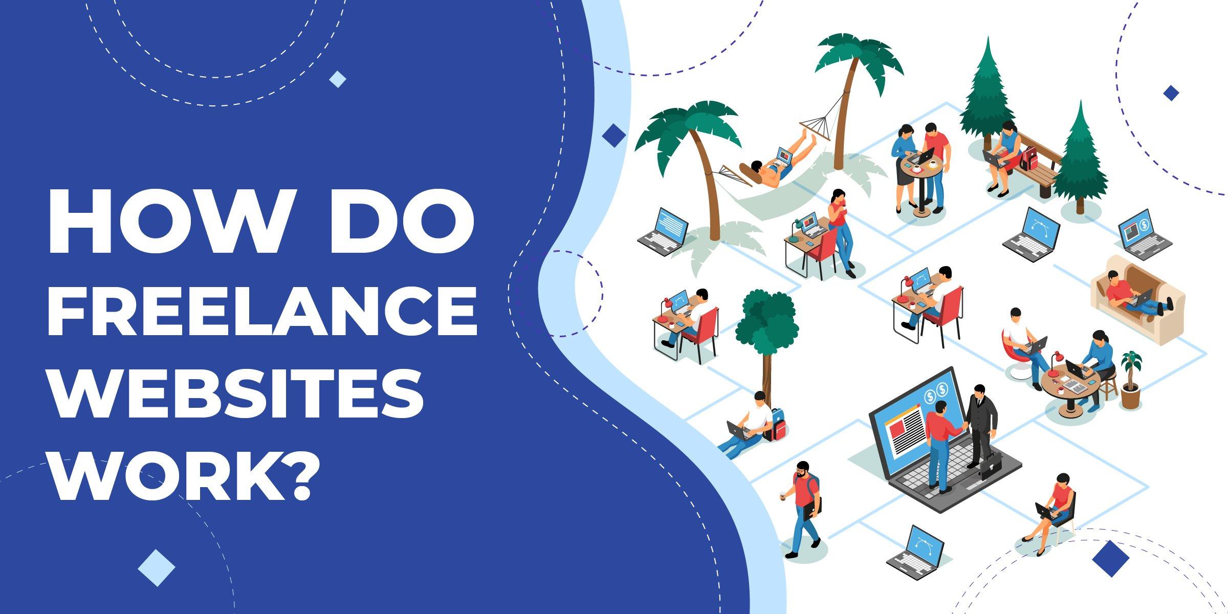 How Do Freelance Websites Work?