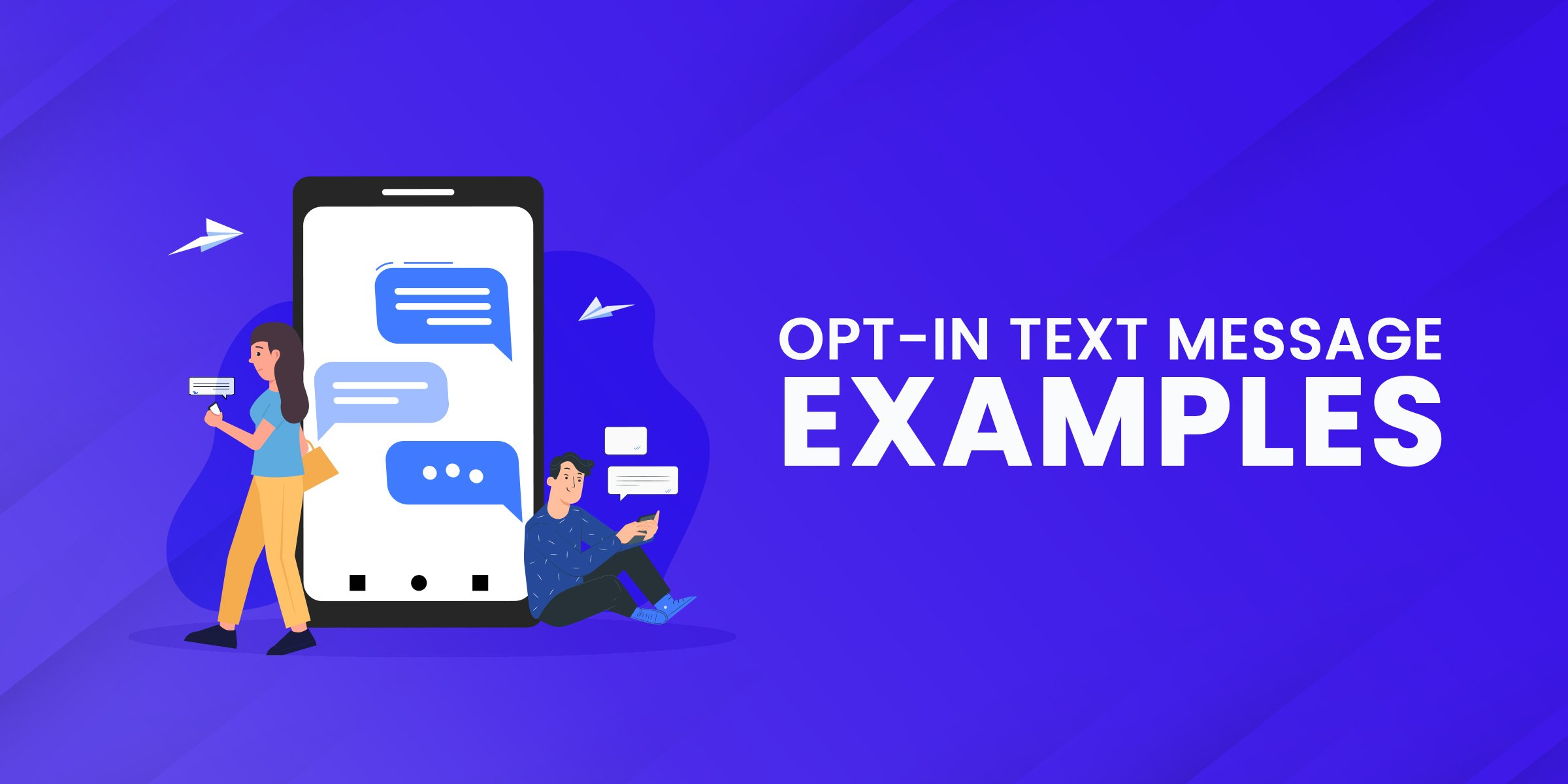 Opt In Text Message Examples