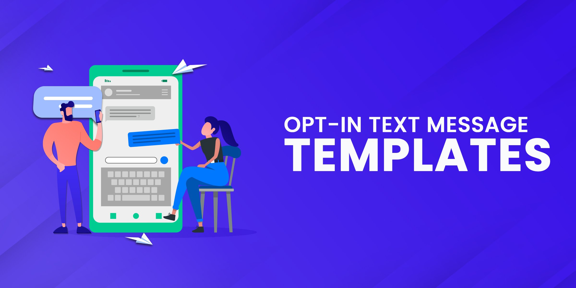 Opt In Text Message Templates
