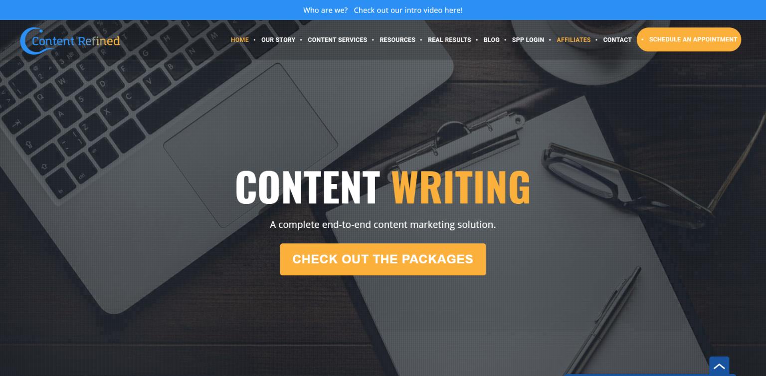 Content Refined - Order Bulk Articles