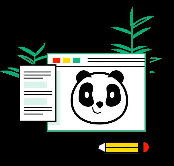 Panda Copy Promo