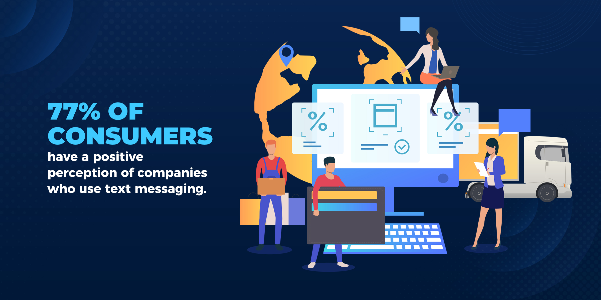 SMS Marketing Statistics - Consumer Approval