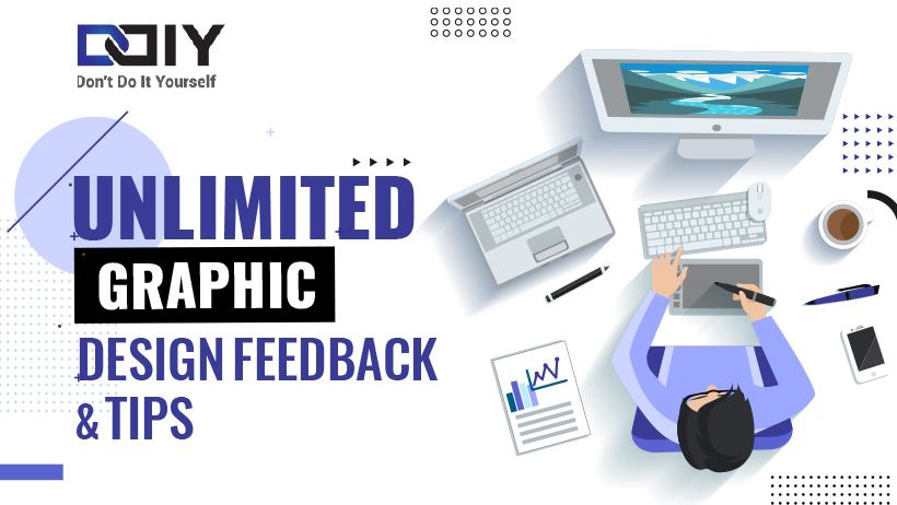 Unlimited Graphic Design Feedback & Tips