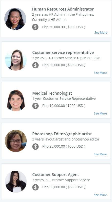 virtual assistant job postings