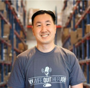Who is Steve Chou (mywifequitherjob.com)