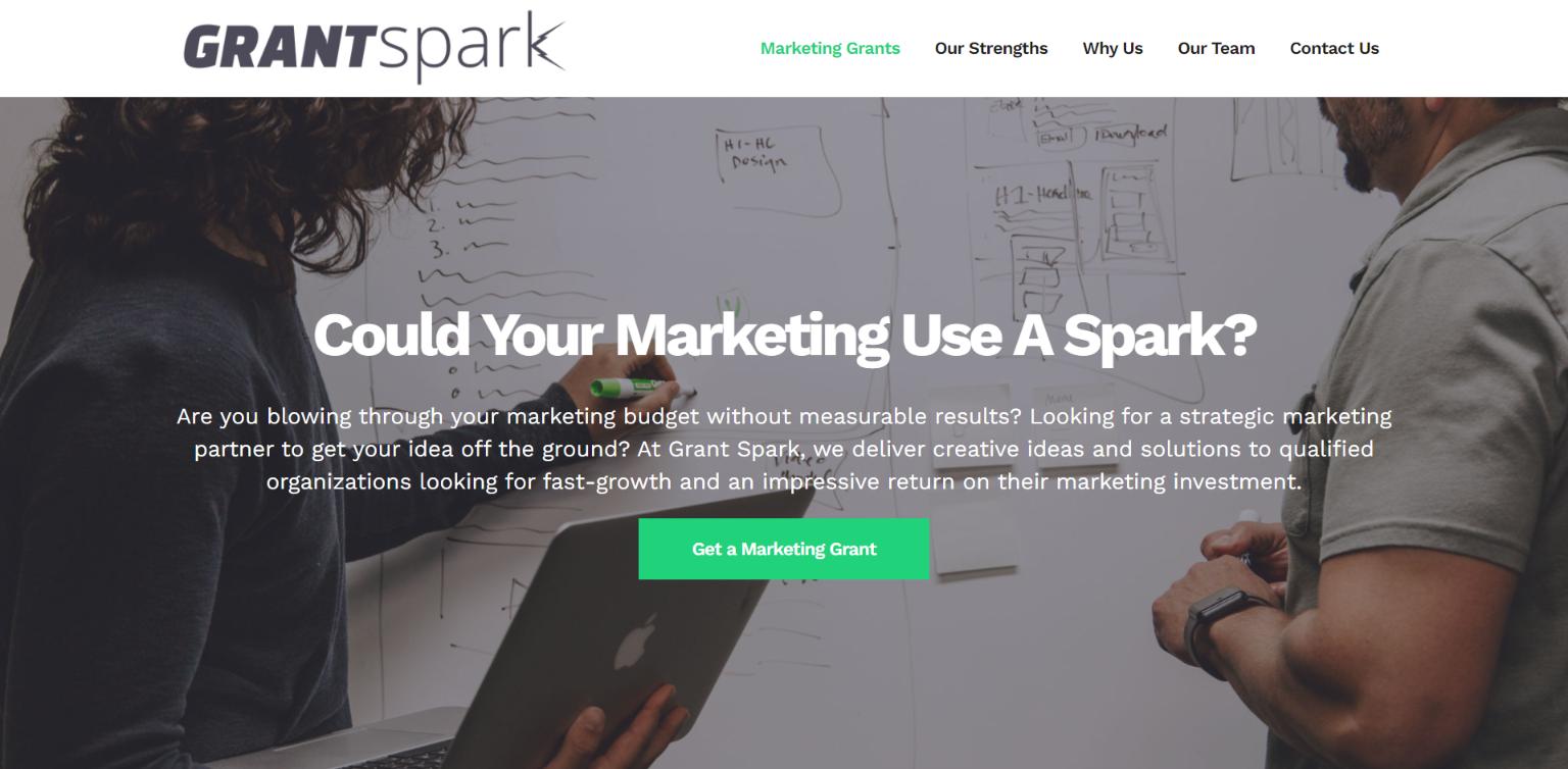 Best Custom WordPress Development Company - GrantSpark