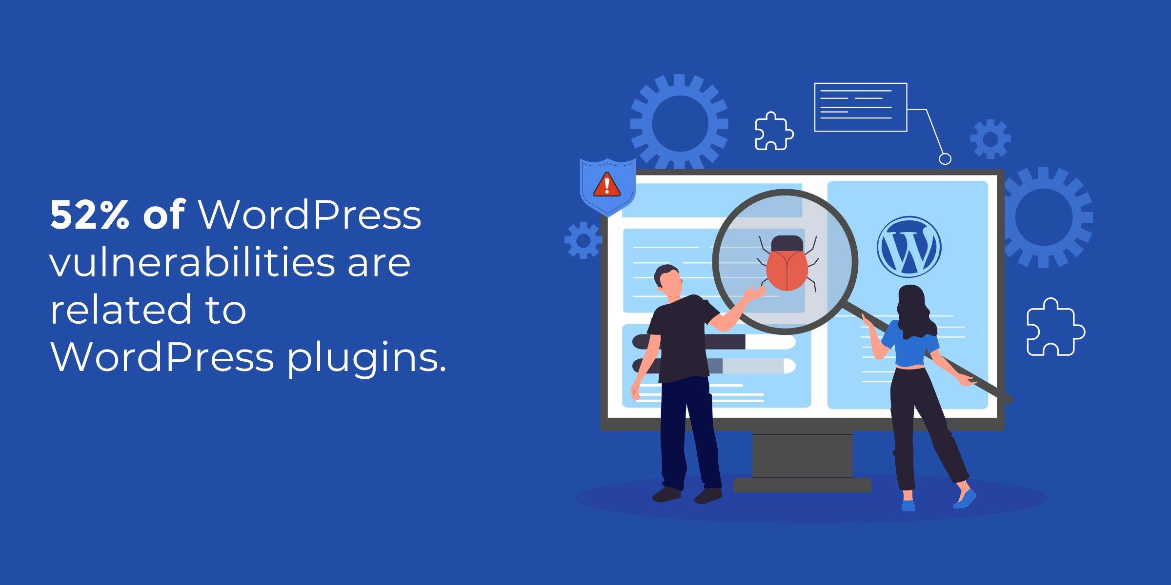 WordPress Statistics - Vulnerabilities