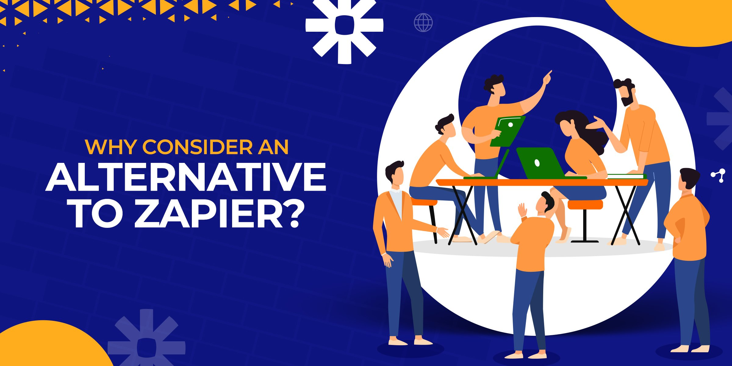 Why Consider an Alternative to Zapier?
